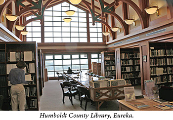 rotary humboldt library