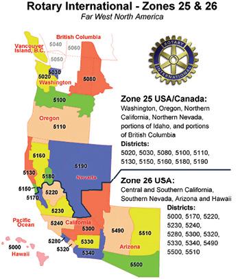 rotary zones