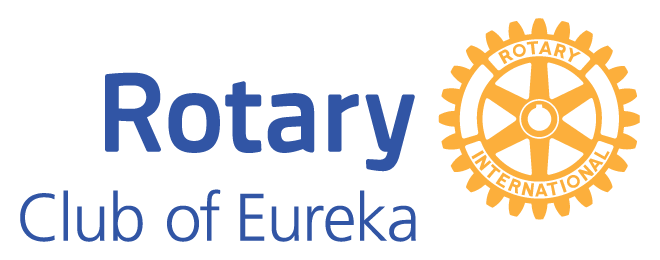 Rotary Club of Eureka Retina Logo