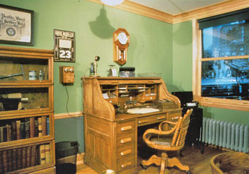 rotary office 711